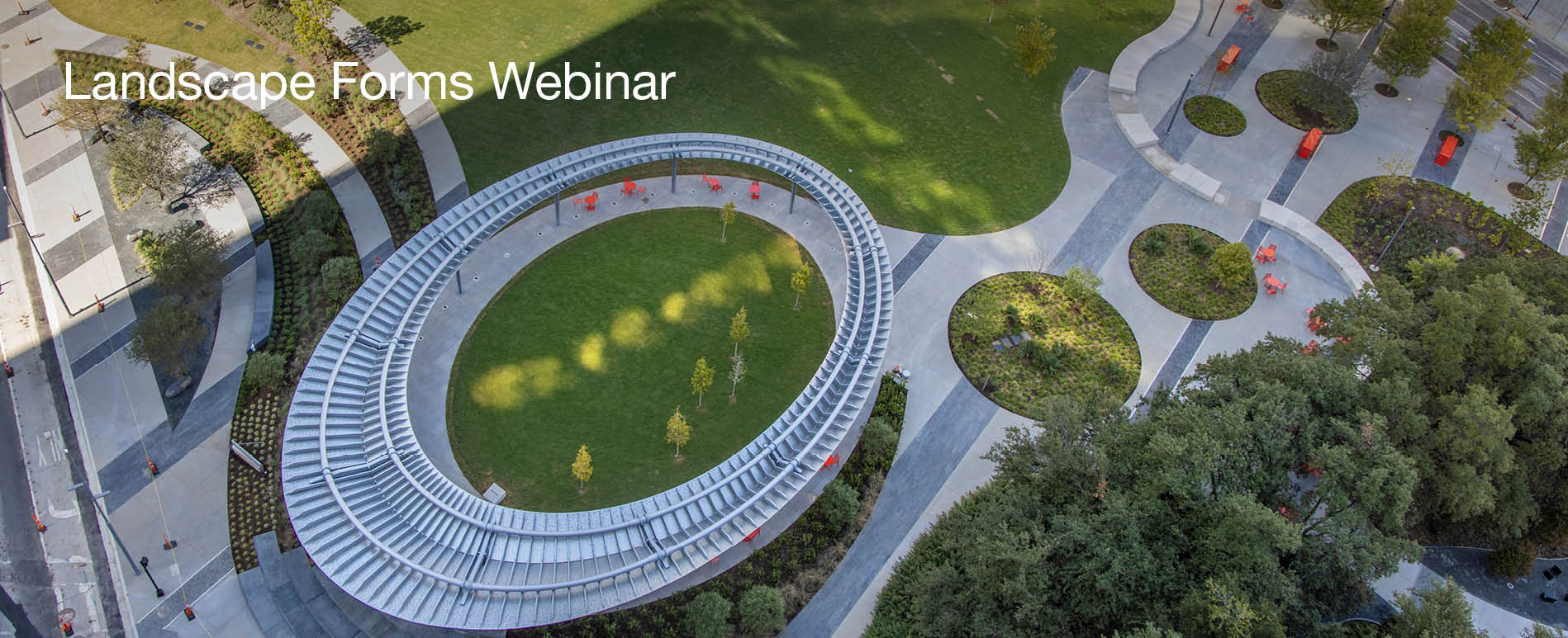 Landscape Architects Respond to Seismic Shifts - Webinar