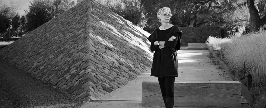 Andrea Cochran, membre de la Société américaine des architectes paysagistes