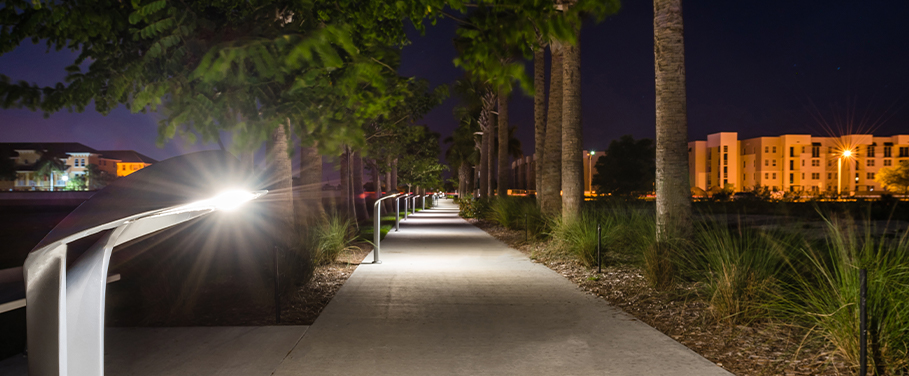 Continuing Education - Pedestrian & Pathway LED Lighting