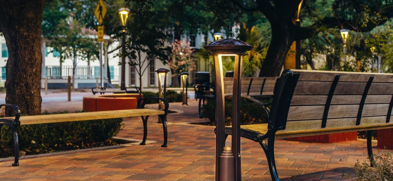 Hawthorne Path Light Outdoor Lighting