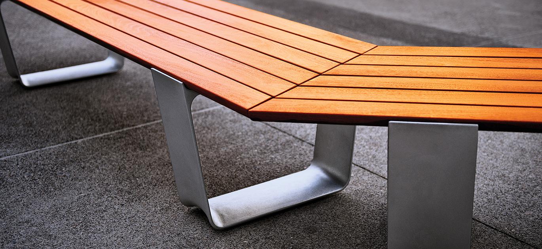 Wondrous Multiplicity Bench Outdoor Bench Machost Co Dining Chair Design Ideas Machostcouk