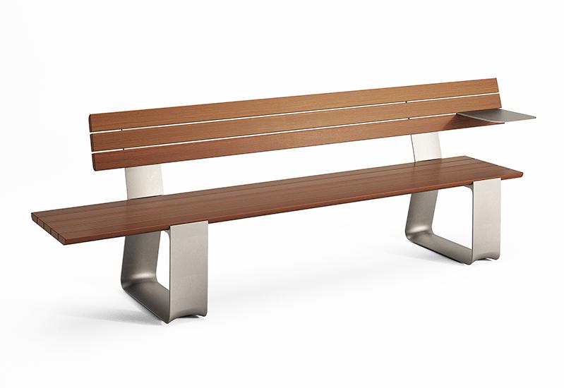 Excellent Multiplicity Bench Outdoor Bench Machost Co Dining Chair Design Ideas Machostcouk