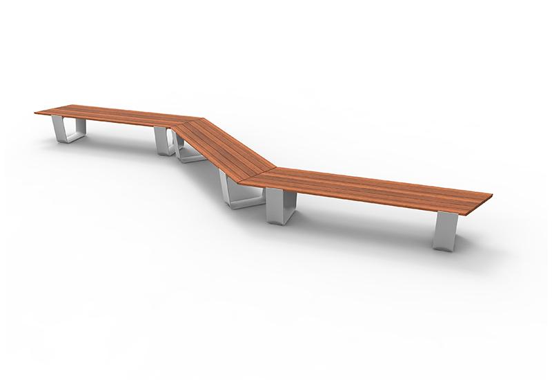 Incredible Multiplicity Bench Outdoor Bench Machost Co Dining Chair Design Ideas Machostcouk