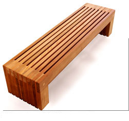 wood outdoor bench - group picture, image by tag - keywordpictures.com
