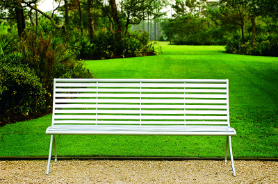 Parc Vue Bench - Site Furniture - Landscape Forms