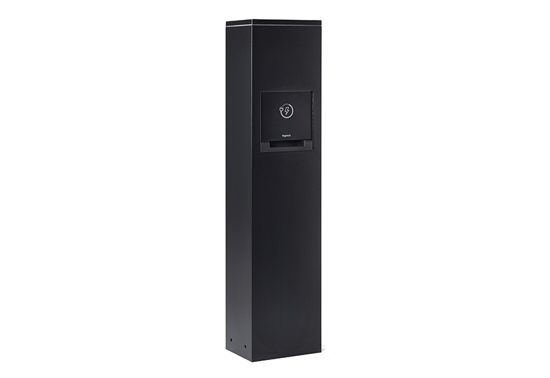 Pedestal Electrical Outlets : Power pedestal