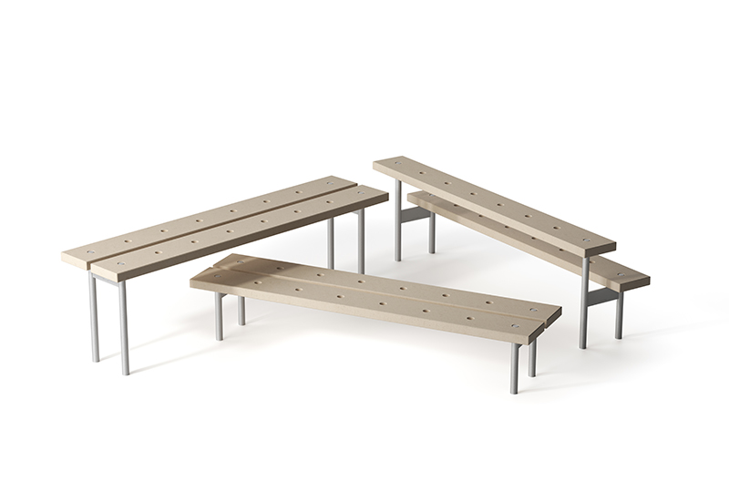 Incredible Rai Bench Outdoor Bench Seating Unemploymentrelief Wooden Chair Designs For Living Room Unemploymentrelieforg