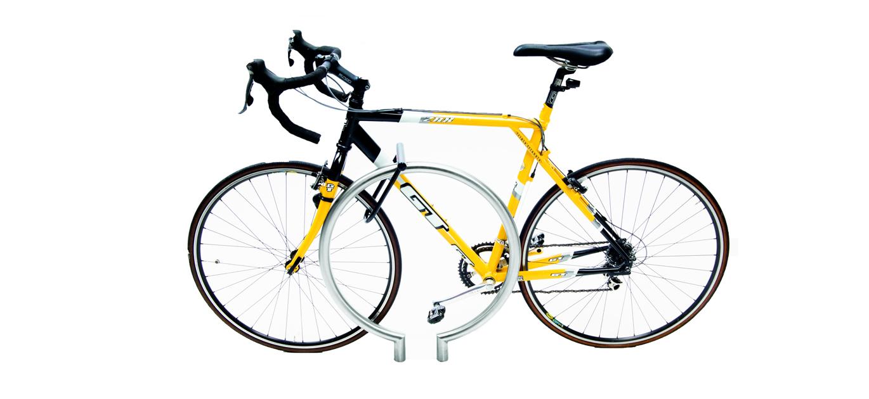 ring bike rack