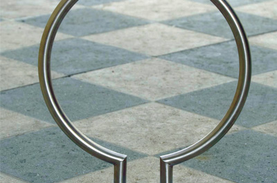 Ring Bike Rack