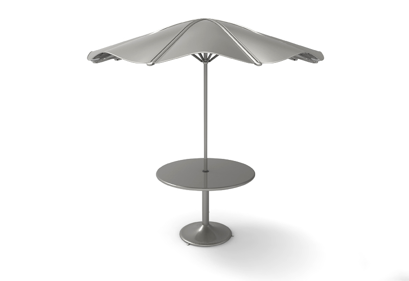 Solstice Umbrella Outdoor Sun Shade