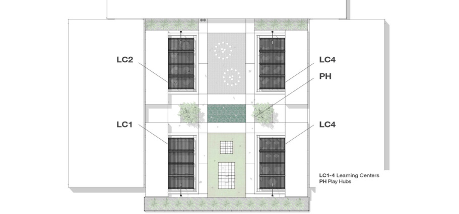 Daycare Site Plan