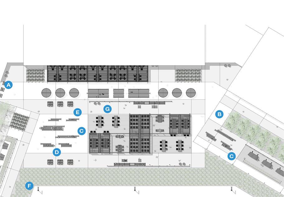 Escuela secundaria - Plaza