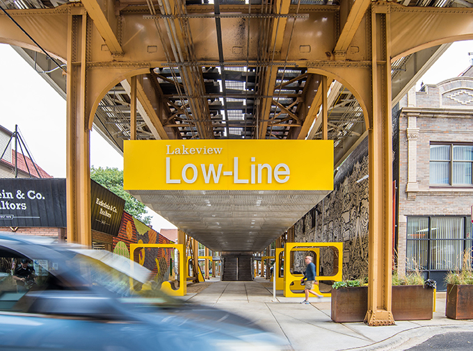 Lakeview Low-Line