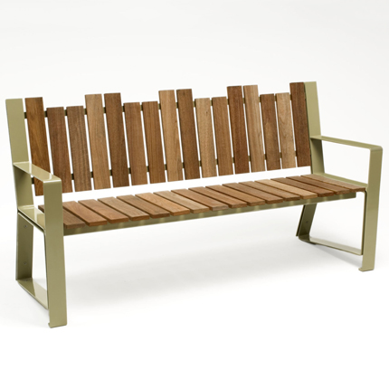 Lakeside bench for Furniture gallery lakeside