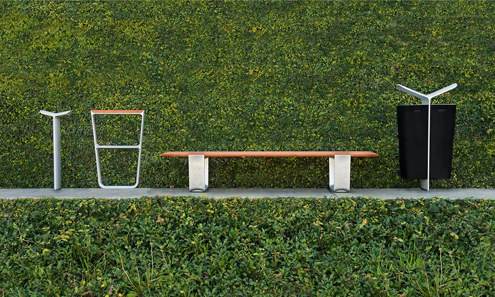 Multiplicity collection for Form garden architecture