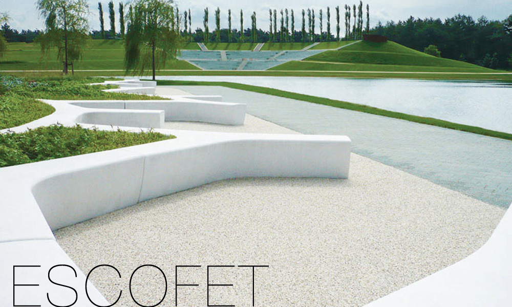Escofet for Form landscaping