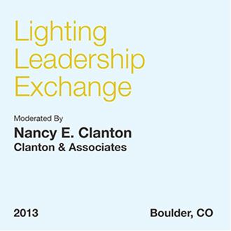 Lighting Leadership Exchange - Informe profesional