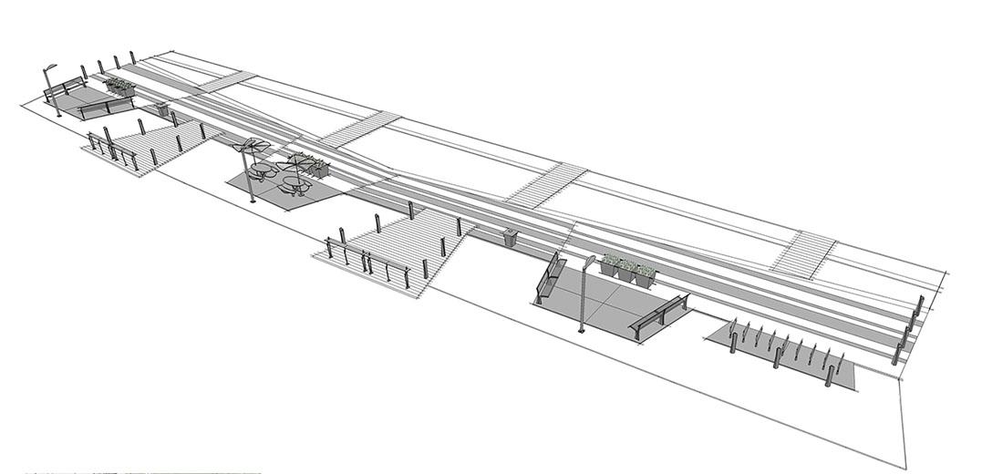 Diseño2 de aplicación para parque lineal