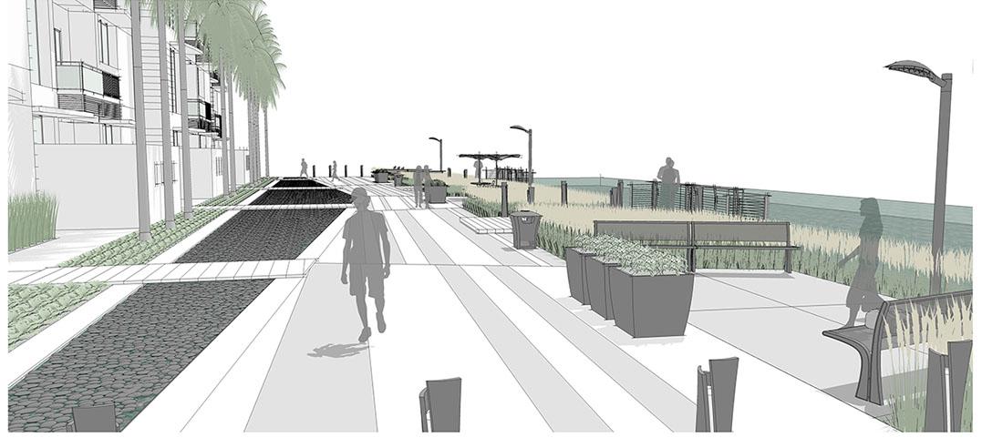 Diseño3 de aplicación para parque lineal