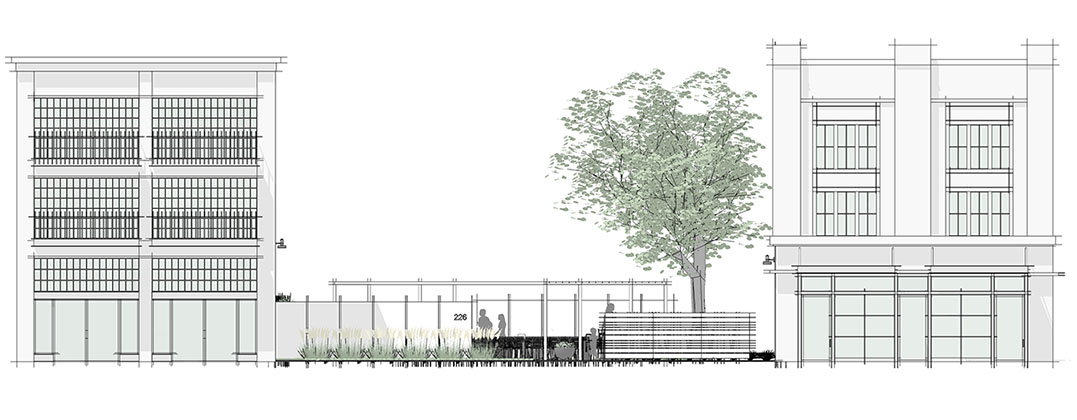 Application Pocket Park Design 1