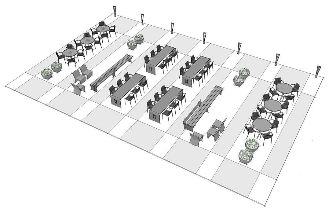 Application Pocket Park Design 2