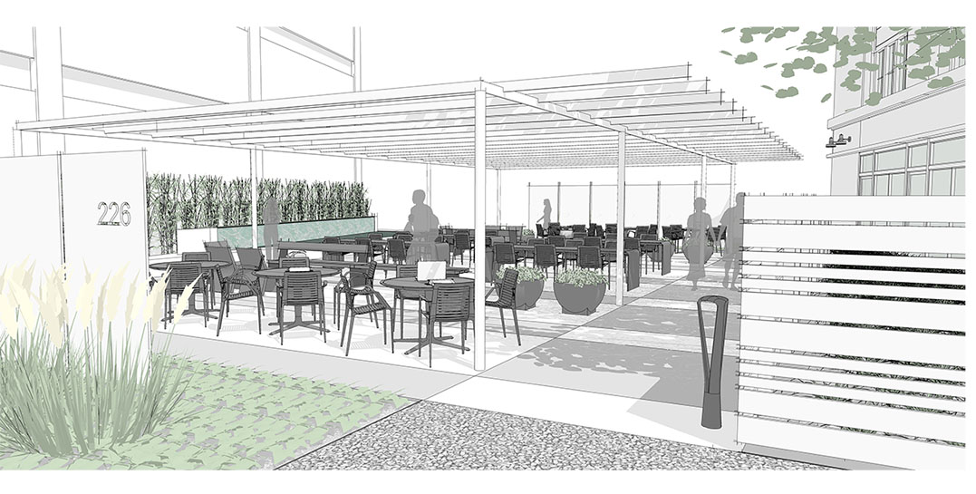 Application Pocket Park Design 3
