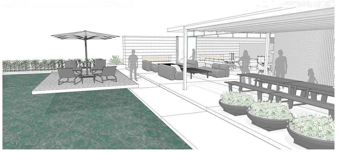 Application Terrace Garden Design 3