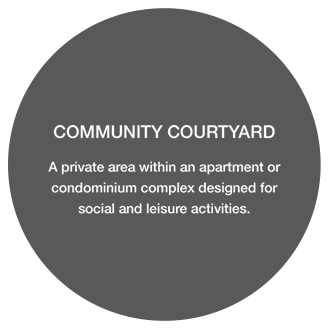 Community Courtyard
