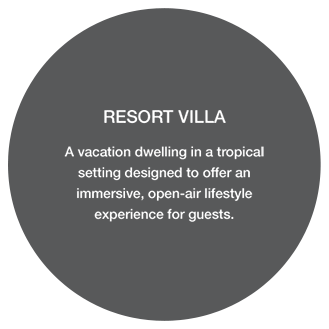 Resort Villa