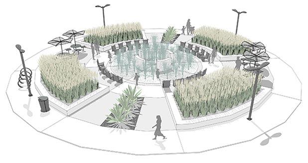 Soluciones para espacios recreativos