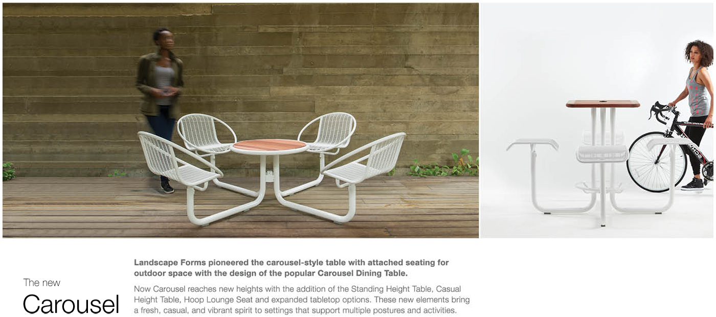 landscape forms outdoor site furnishings and lighting for